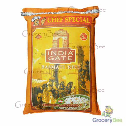 Buy India Gate Chef Special Basmati Rice Online Sydney