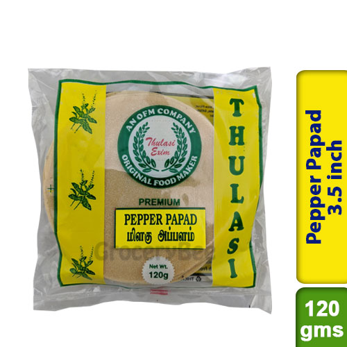 Pepper Papad Thulasi