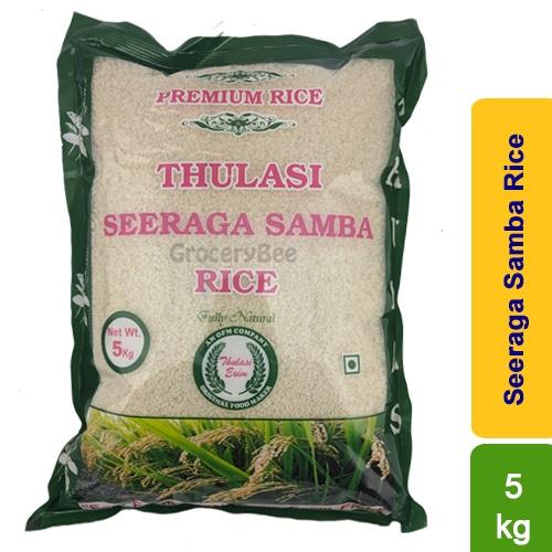 Thanjavur Seeraga / Jeeraga Samba Rice 5kg