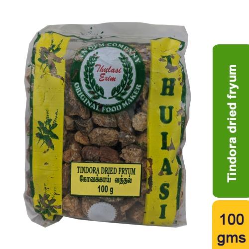 Tindora Kovakai sun dried fryum vathal