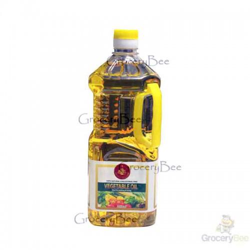 Vegetable Oil 2L